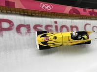 Немецкие бобслеистки стали олимпийскими чемпионками в турнире двоек