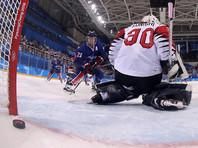 Объединенным корейским хоккеисткам удалось забросить свою первую шайбу на Олимпиаде