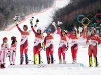 Горнолыжники из Швейцарии стали чемпионами Игр-2018 в командных соревнованиях, Норвегия установила рекорд по медалям на одной Олимпиаде