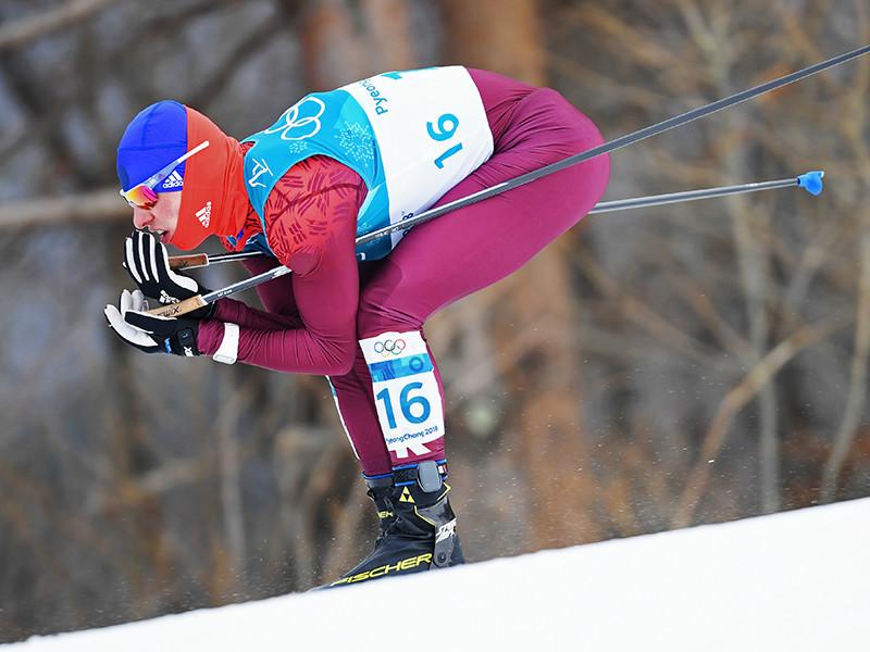 Четвертое место занял российский лыжник Денис Спицов (+12,7)