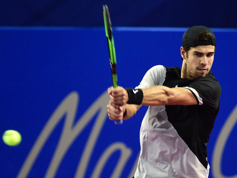Теннисист Карен Хачанов поднялся в топ-20 чемпионской гонки ATP после победы в Марселе