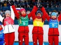 Российский квартет в составе Натальи Непряевой, Юлии Белоруковой, Анастасии Седовой и Анны Нечаевской выиграл бронзовую медаль
