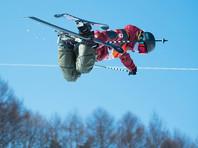 Касси Шарп добыла для Канады олимпийское золото в лыжном хафпайпе