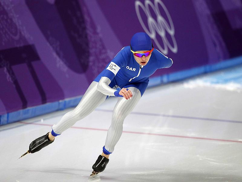 Российская конькобежка Наталья Воронина завоевала бронзовую медаль Олимпийских игр в южнокорейском Пхенчхане на дистанции 5000 метров, принеся восьмую награду в копилку сборной