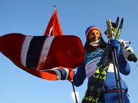 Лыжница Бьорген становится рекордсменкой Олимпиад и приносит Норвегии победу в медальном зачете Игр-2018