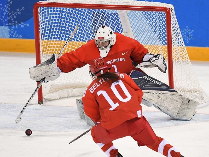 Женская сборная России по хоккею не смогла завоевать бронзу Олимпиады-2018