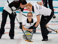 Керлингистки РФ потерпели сокрушительное поражение от хозяек Олимпиады