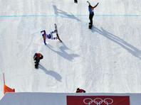 Российский сноубордист Николай Олюнин сломал ногу в полуфинале Олимпиады