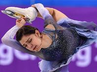 Фигуристка Евгения Медведева установила новый рекорд в короткой программе