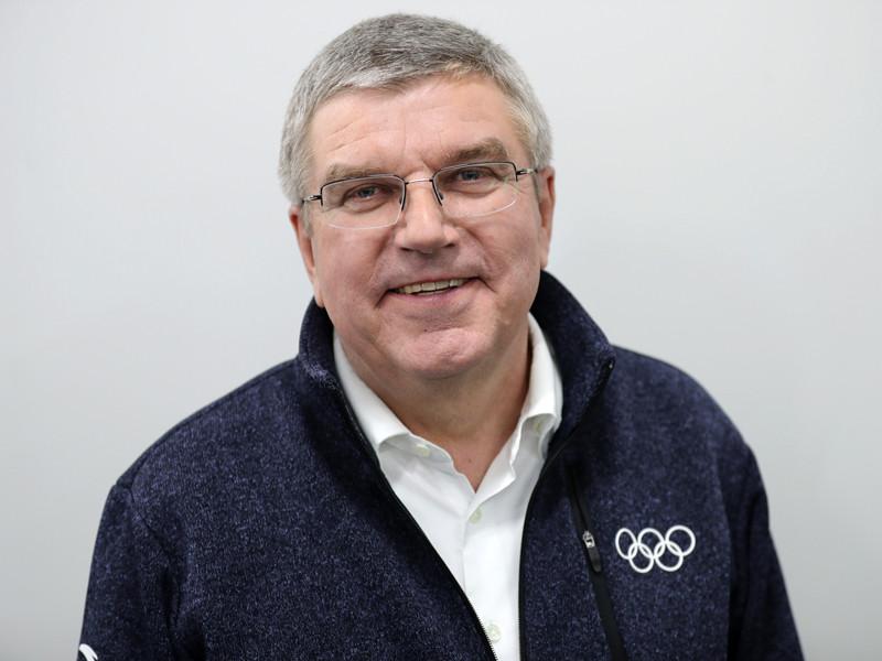 Глава МОК лично разъяснил российским олимпийцам причины введения санкций