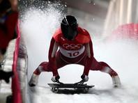 Россиянин Никита Трегубов завоевал серебряную медаль в скелетоне на Олимпийских играх в Пхёнчхане. По сумме четырех попыток спортсмен показал результат 3 минуты 22,18 секунды