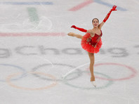 Новый рекорд Медведевой продержался всего несколько минут - до выступления россиянки Алины Загитовой