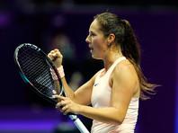 Теннисистка Касаткина оказалась сильнее действующей победительницы Australian Open
