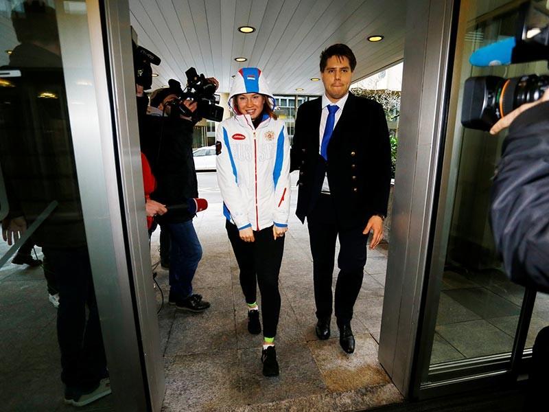 13 российских спортсменов и два отечественных тренера подали иски в Спортивный арбитражный суд (CAS) из-за невыдачи им приглашений на зимние Олимпийские игры в Пхенчхане