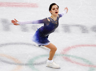 Медведева и Загитова обновили мировые рекорды в короткой программе одиночниц на Играх-2018