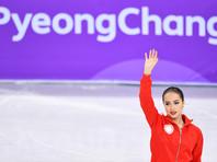 Фигуристку Алину Загитову заставляли пописать в баночку прямо во время ледовой тренировки