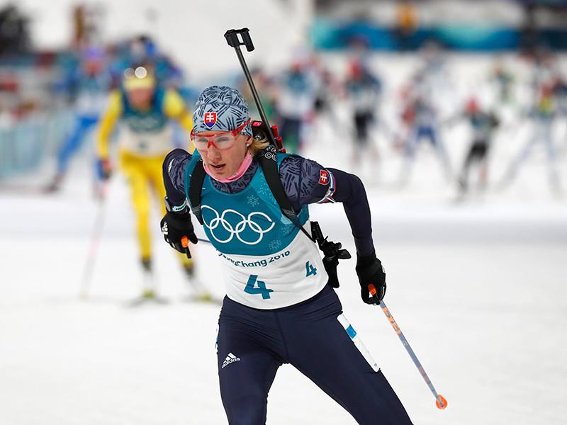 Анастасия Кузьмина стала трехкратной олимпийской чемпионкой