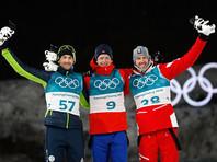Норвежский биатлонист Йоханнес Бе выиграл индивидуальную гонку в Пхенчхане