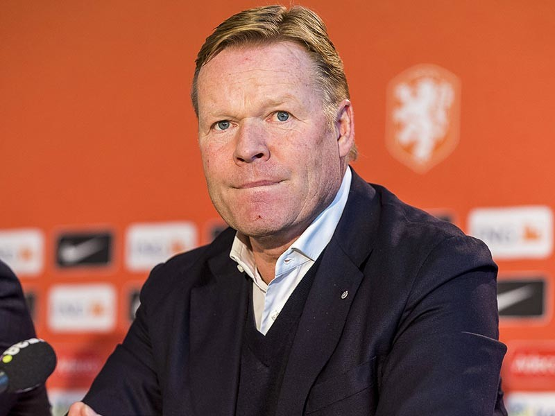 Королевский футбольный союз Нидерландов (KNVB) определился с новым главным тренером национальной сборной, назначив на этот пост Рональда Кумана