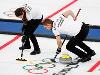 Российские керлингисты вышли в лидеры Игр-2018 в дисциплине дабл-микст
