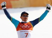 Андре Мирер завоевал для Швеции олимпийское золото в горнолыжном слаломе