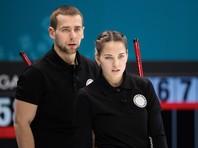 Брызгалова и Крушельницкий досрочно вышли в полуфинал олимпийского турнира по керлингу