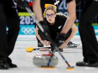 Российские керлингистки потерпели пятое поражение на Олимпийских играх