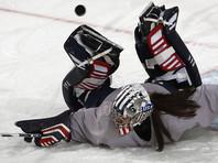 Вратарям олимпийской сборной США по хоккею предписано сменить боевую раскраску шлемов