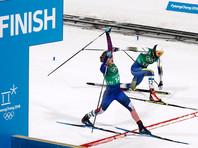 Лыжницы США выиграли командный спринт в Пхенчхане, россиянок подвела палка