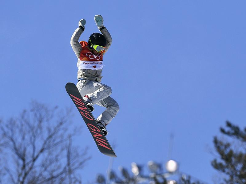 Американская сноубордистка Джейми Андерсон завоевала золотую медаль Олимпийских игр в Пхенчхане в дисциплине слоупстайл. Россиянка Софья Федорова стала восьмой
