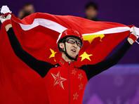 Китайский шорт-трекист У Дацзин выиграл Олимпиаду с мировым рекордом
