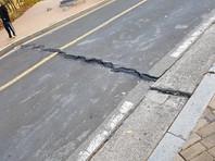 Землетрясение магнитудой 4,6 произошло в 5 км к северо-западу от района Бук-Гу города Пхохана, провинция Кёксан-Пукто