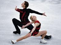 Фигуристы Тарасова и Морозов идут вторыми в олимпийском турнире спортивных пар