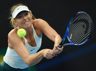 Шарапова не нашла времени для выступления на московском теннисном турнире