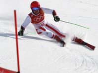 Горнолыжник Хиршер из Австрии стал двукратным чемпионом Олимпиады-2018