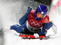 Британская скелетонистка Элизабет Ярнольд выиграла вторую золотую олимпийскую награду в карьере