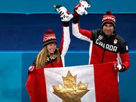 Первыми олимпийскими чемпионами по керлингу в дабл-миксте стали канадцы