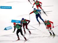 Лыжники Спицов и Большунов добыли для России олимпийское серебро в командном спринте