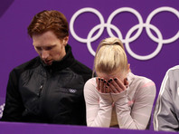 Российские фигуристы остались без олимпийских медалей в турнире спортивных пар