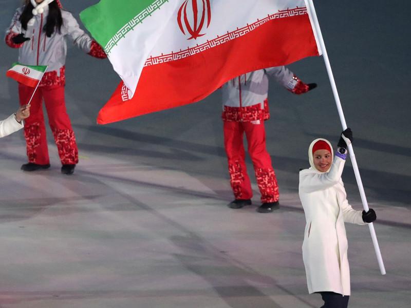 Лыжница Саманех Бейрами Бахер, выступившая в роли знаменосца сборной Ирана на церемонии открытия Игр-2018, сказала, что на Олимпиаде в Пхенчхане для нее главной целью является не победа, а участие