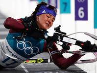Биатлонистка Татьяна Акимова осталась в Пхенчхане без поддержки тренеров