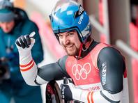 Австрийский саночник Гляйршер выиграл золото Олимпиады, россиянин Репилов оказался восьмым