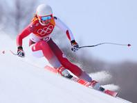 Швейцарка Мишель Гизин стала олимпийской чемпионкой в горнолыжной комбинации