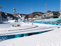Олимпийские соревнования по лыжным гонкам могут отменить из-за мороза