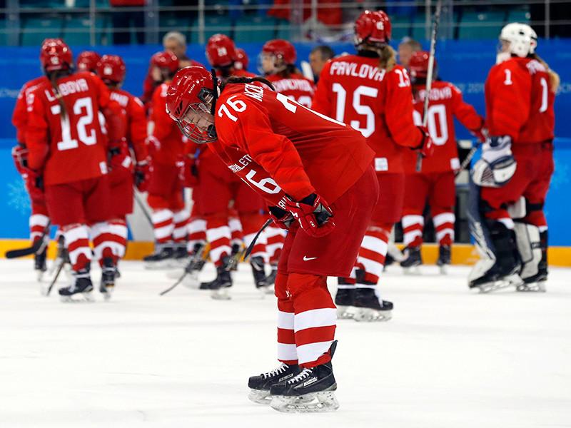 Хоккеистки РФ после проигрыша канадкам впервые поборются за олимпийскую бронзу