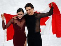Тесса Вирчу и Скотт Моир стали трехкратными олимпийскими чемпионами в танцах на льду