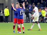 Россия обновила рекорд по набранным очкам в футбольных еврокубках