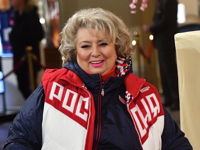 71-летняя Тарасова посоветовала Загитовой меньше есть после провала на чемпионате мира