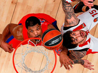 Баскетболисты ЦСКА досрочно выиграли регулярный чемпионат Евролиги