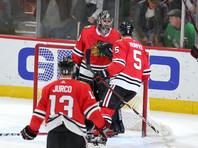 """Ворота """"Чикаго Блэкхокс"""" в матче НХЛ защищал профессиональный бухгалтер"""